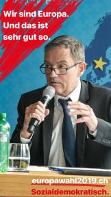 Koalition für Europa als Hoffnungsschimmer