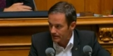Martin Naef neu Vizepräsident der Aussenpolitischen Kommission und Mitglied der Rechtskommission des Nationalrates